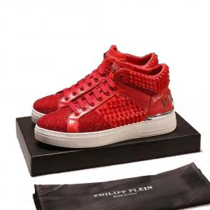 chaussure philipp plein sport homme rivets leather cool